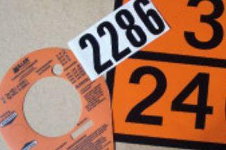 Gefahrgutkennzeichnungen von GJDruck Langenfeld